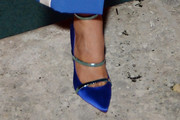 Karolina Kurkova Evening Pumps