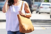Minka Kelly Oversized Tote