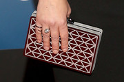 Mayim Bialik Box Clutch