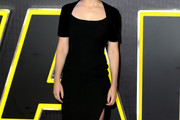 Felicity Jones Little Black Dress