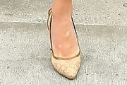 Rosie Huntington-Whiteley Slingbacks