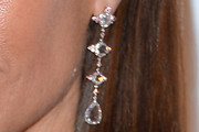 Victoria Beckham Dangling Diamond Earrings