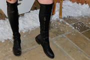 Ireland Baldwin Knee High Boots