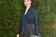 Christina Hendricks Knit Top