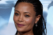 Thandie Newton Long Cornrows