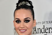 Katy Perry Braided Bun