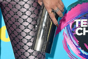 Vanessa Hudgens Tube Clutch