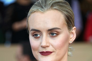 Taylor Schilling Twisted Bun