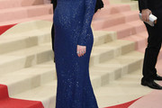 Emily Blunt Maternity Dress