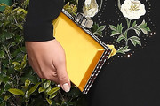 Busy Philipps Satin Clutch