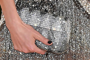 Poppy Delevingne Beaded Clutch
