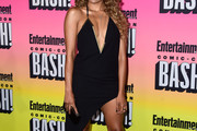 Kat Graham Halter Dress