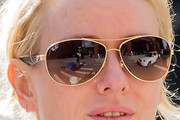 Naomi Watts Aviator Sunglasses