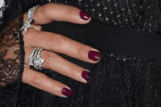 Vanessa Hudgens Red Nail Polish
