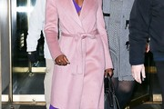 Lupita Nyong'o Evening Coat