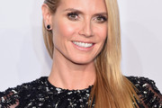 Heidi Klum Side Sweep